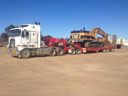 Quad float  for wet or dry hire in Geraldton WA