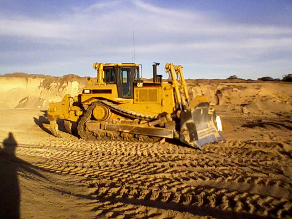 Bulldozers for wet or dry hire in Geraldton WA
