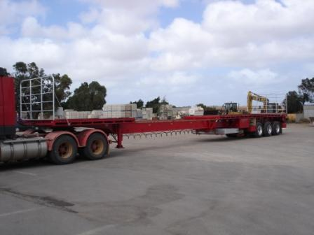 trailers for wet or dry hire in Geraldton WA