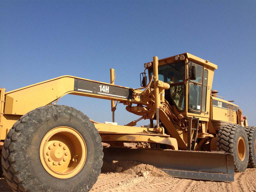 Graders for wet or dry hire in Geraldton WA