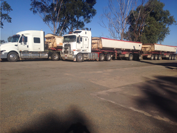 side tipper hire Geraldton